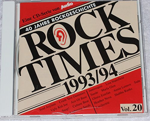 Audio Rock Times Vol. 20 - 1993-94 Volle Snap