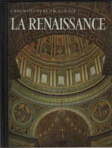 L'architecture en Europe La Renaissance Du Gothique tardif au Manirisme