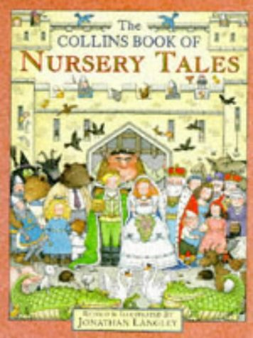 The Collins book of nursery tales.