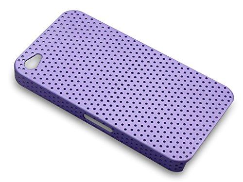 Sandberg Easy Grip Cover für iPhone 4/4S violett