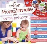 Coffret des professionnelles de la petite enfance (1CD audio)
