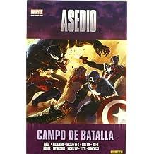 Asedio - campo de batalla (Tomos Marvel)