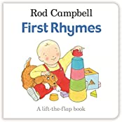 First Rhymes (Lift the Flap Book)