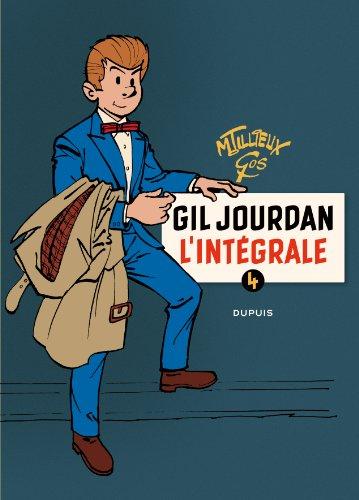 Gil Jourdan - L'Intgrale - tome 4 - Gil Jourdan 4 (intgrale) 1970 - 1979