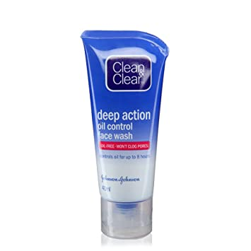 deep clean face wash