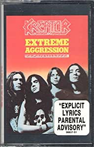 Extreme Aggression (US Import) [Musikkassette]