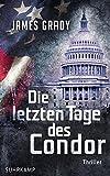 Image of Die letzten Tage des Condor: Thriller (suhrkamp taschenbuch)