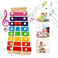 Gifts Toys for 1-7 Year Old Girls Boys, Toy Musical Instruments Xylophone for Kids Toddlers Toys for 1-5 Year Old Girls for 1-6 Year Old Boys Girl