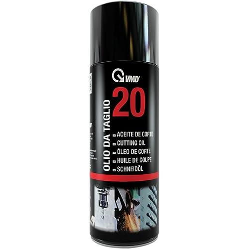 VMD 20 - Spray Professionale, Olio da Taglio