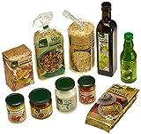 biozentrale Vegan Geschenkbox - enthält 10 BIO-Produkte, 1er Pack (1 x 1 )