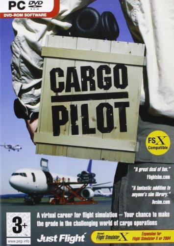 Mastertronic Cargo Pilot Expansion for FS 2004/FSX [UK Import]