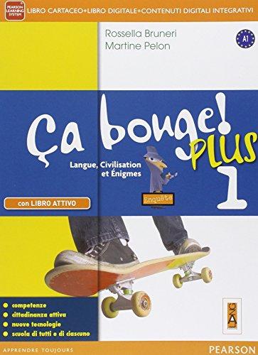 Ca bouge! Con Fasciolo-GrammaticaLIM. Per la Scuola media. Con e-book. Con espansione online. Con libro: 1