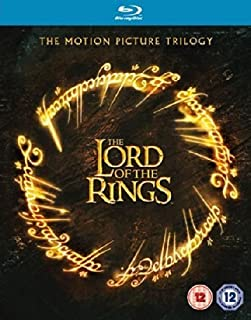 The Lord of the Rings Motion Picture Trilogy Theatrical Version 3 Disc Blu-ray (B00B741NTA) | Amazon price tracker / tracking, Amazon price history charts, Amazon price watches, Amazon price drop alerts