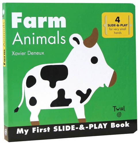 Farm Animals (Slide-and-Play) (Slide-&-play)