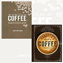The World Atlas of Coffee and The Curious Baristas Guide to Coffee 2 Books Bundle Collection - From beans to brewing - coffees explored, explained and enjoyed by James Hoffmann (2016-11-09)