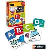 Nathan - 31404 - Les Lettres - Jeu Educatif et Scientifique