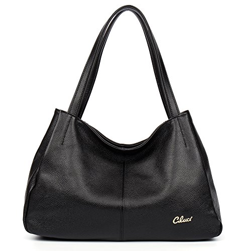 cluci-leather-handbags-designer-chestnut-shopper-sale-tote-for-women-black