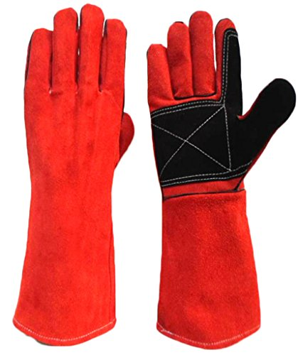 welders-gauntlet-wood-burner-gloves-sprawl-to-protect-arm-heat-resistant-34-35cm-red