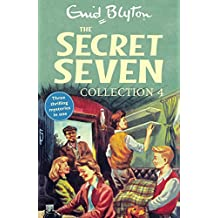 The Secret Seven Collection 4: Books 10-12 (Secret Seven Collections and Gift books) (English Edition)