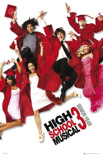 GB Eye Ltd FP 2148 Maxi-poster High School Musical 3, un foglio, 61 x 91.5 cm
