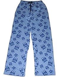 Mens official Manchester City lounge pants S M L XL & XXL