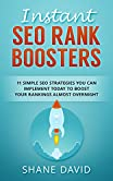 Quick, Simple & Powerful SEO Ranking Strategies You Can Implement In A Matter Of Minutes! Written By A Full Time SEO Consultant For The Last 17 YearsCompletely Up To Date For 2016 In this book I have condensed the multitude of complicated SEO st...