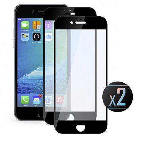 2 x Cristal Templado Protector de Pantalla Para iPhone 6 Plus /6S...
