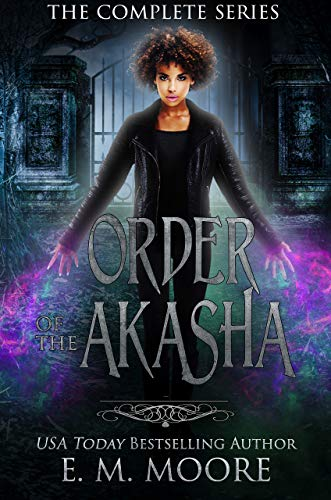 Order of the Akasha: A Reverse Harem Paranormal Romance (Complete Series) (English Edition)