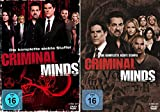 Criminal Minds Staffeln 7+8 (10 DVDs)