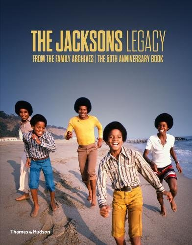 The Jacksons Legacy: From the Family Archives | The 50th Anniversary Book por The  Jacksons