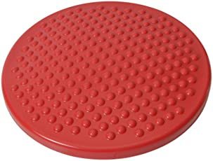 Gymnic Disc'o'sit Junior Ø Cm. 32 - Balance Disk - Red - Pack of 1 Pcs