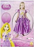 Rubie`s - Disfraz infantil de Rapunzel clásico (881242-S)
