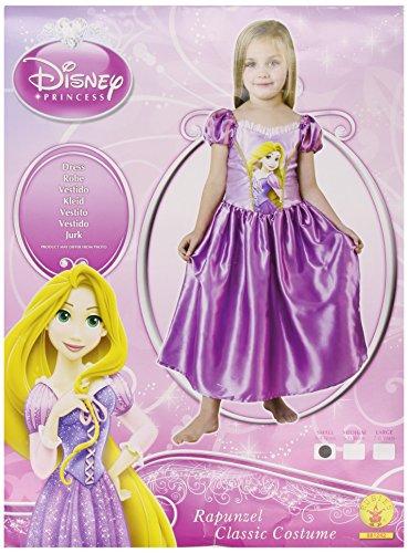 Imagen de rubie`s  disfraz infantil de rapunzel clásico 881242 s