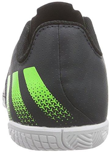 adidas Unisex-Kinder Ace 16.3 Ct Fußballschuhe Schwarz (Core Black/Solar Green/Crystal White S16)