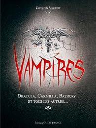 Vampires par Jacques Sirgent