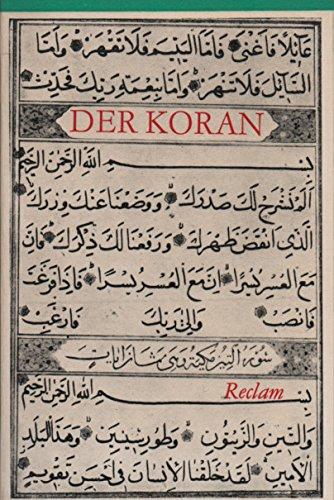 Der Koran, Reihe: Reclam Bibliotheken Nr. 351,