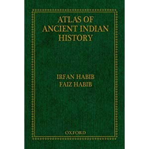 Atlas of Ancient Indian History (Aligarh Historians Society)