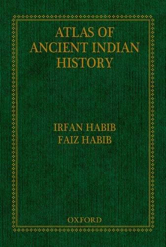 Atlas of Ancient Indian History (Aligarh Historians Society)