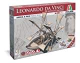Italeri 510003103 - IT L Da Vinci Paddel Boot