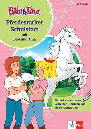 Bibi und Tina Pferdestarker Schulstart: erstes Lesen, Schreiben, Rechnen und Konzentration
