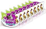 Whiskas Katzensnacks Knuspertaschen Gelenk Bits, 8er Pack (8 x 50 g)