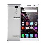DOOGEE Y6 Max 3D Smartphone 4G Octa Core 6.5 Inch Fingerprint 3GB RAM 32GB ROM MTK6750 13.0MP+5.0MP Cámara