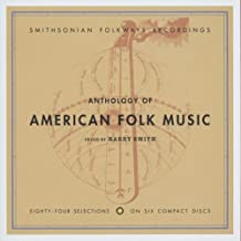 Anthology of American Folk Music, Vol. 1-3 (coffret 6 CD) [Import anglais]