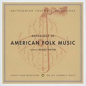 Anthology of American Folk Music, Vol. 1-3 (coffret 6 CD)