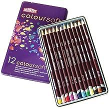 Derwent Coloursoft matita stagno 12/Pkg-
