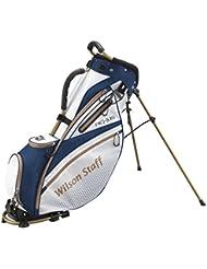 Sac de golf pour homme wilson staff w/nexus s carry bag rDWH wGB4604RD multicolore