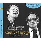 """""""Zugabe Leipzig"""": Der legendäre Auftritt in der """"Pfeffermühle"""". Live-Mitschnitt, Musik: Christoph-Pauli-Trio"""