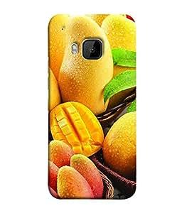 PrintVisa Designer Back Case Cover for HTC One M9 :: HTC One M9S :: HTC M9 (Nature Tasty Dessert Sweet Diet Protein Nutrition Yummy)