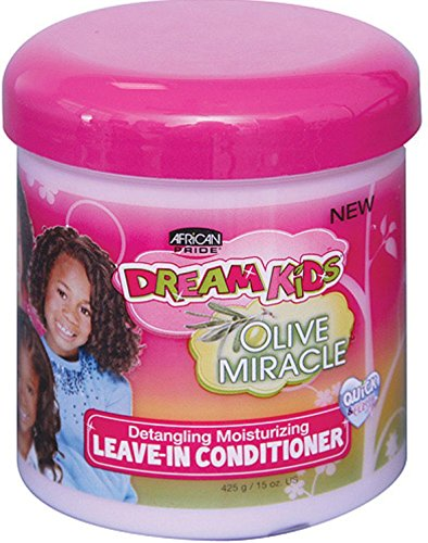 AFRiCAN PRIDE DREAM KIDS Detan.LEAVE-IN CONDTIONER 425g -