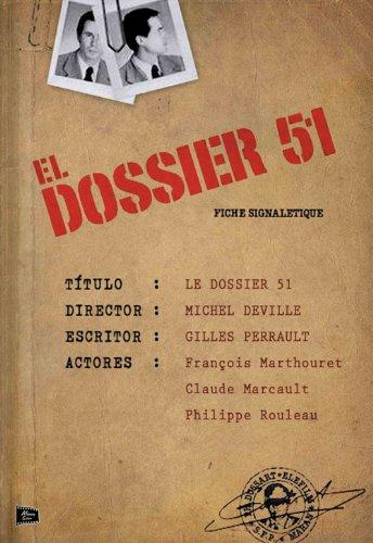 Le Dossier 51 (1978) (Import)